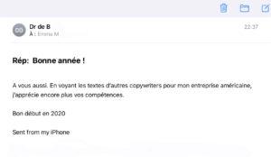 Paris rédacteur web